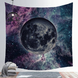 Customized Universe Starry Sky Background Hanging Tapestry