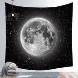 Wholesale Custom Universe Starry Sky Background Hanging Tapestry