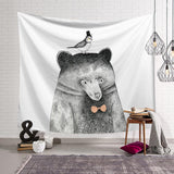 Animal Tapestry Wall Hanging Tapestry Wall Backdrop Room Decoration Tapestry