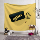 Banana Tapestry Wall Hanging Tapestry Wall Backdrop Room Decoration Tapestry