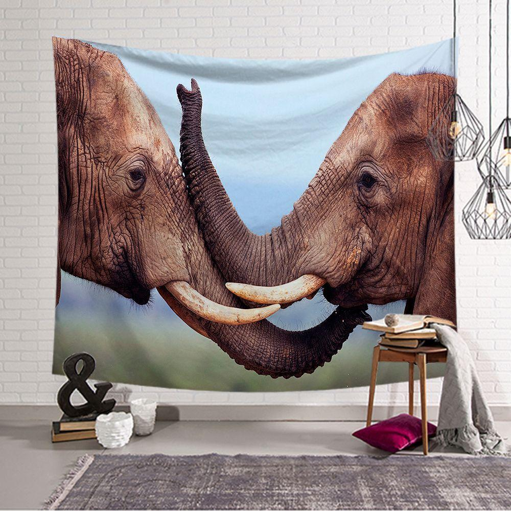 Animal Tapestry Wall Hanging Tapestry Wall Backdrop Room Decoration
