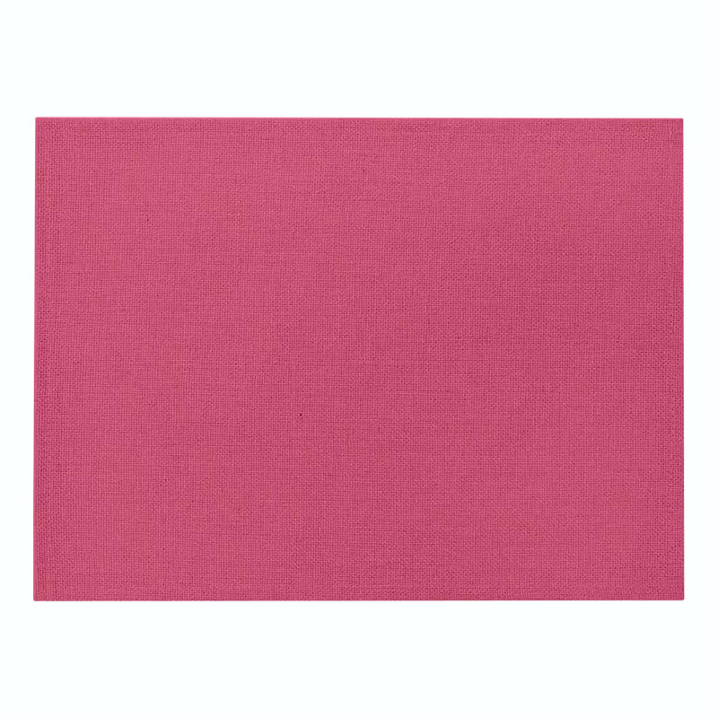 Customized Simple Solid Color Placemat Nordic Non-slip Insulation Placemat