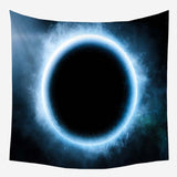 Wholesale Custom Relativity Universe Black Hole Tapestry Home Background Decoration