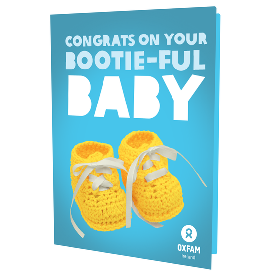 Congratulations on your BOOTIEFUL Baby Boy