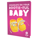 Congratulations on your BOOTIEful Baby Girl - thumbnail