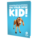 Congratulations on your new KID (Boy) - thumbnail