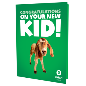 Congratulations on your new KID