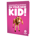 Congratulations on your new KID (Girl) - thumbnail