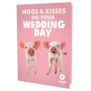 HOGS & KISSES on Your Wedding Day - thumbnail