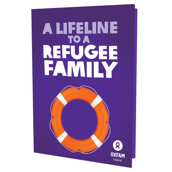 Support a Refugee Family