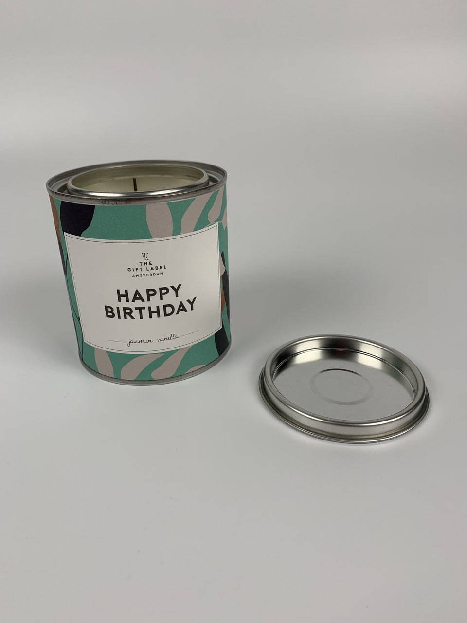 Happy Birthday Candle Tin (Large)