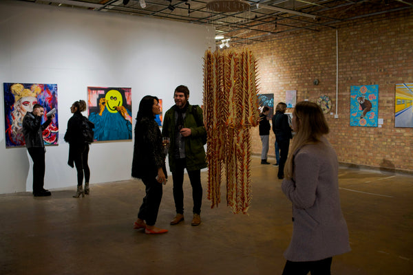 Forces Exhibition_Group Show