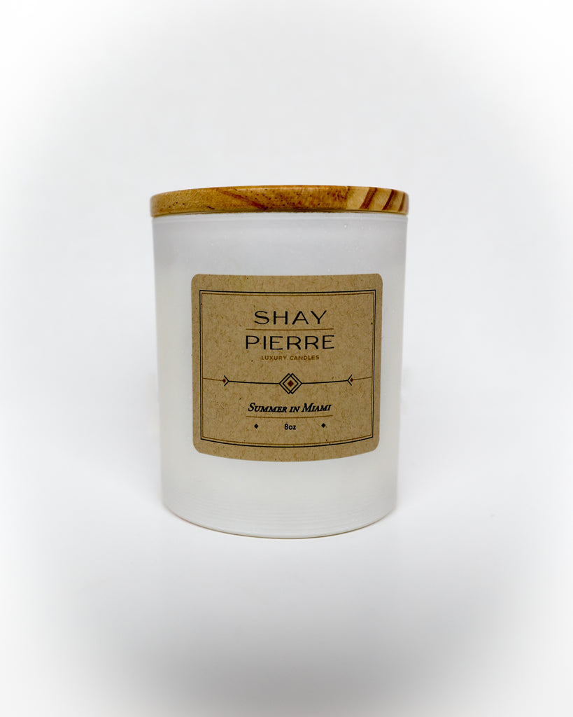 Shay Pierre Candle Summer in Miami 8oz