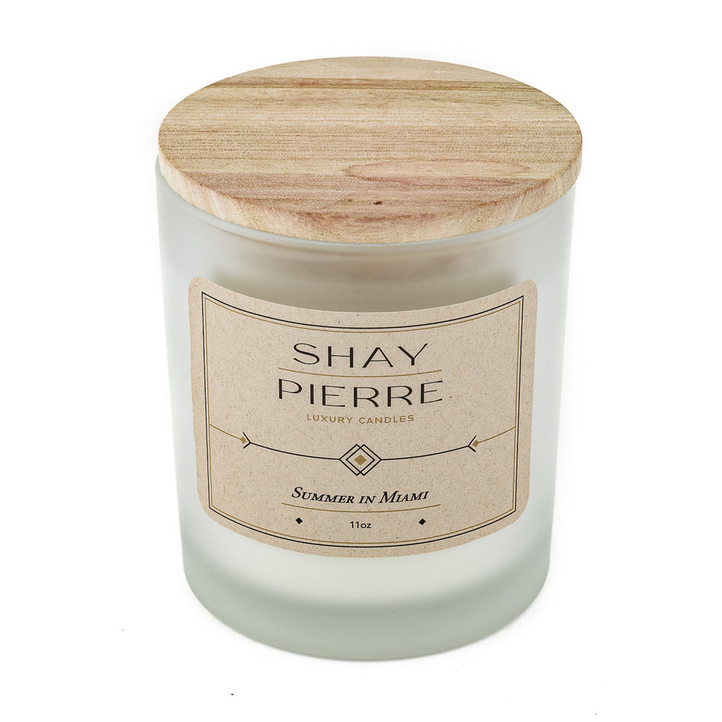 Shay Pierre Candle Summer in Miami 11oz