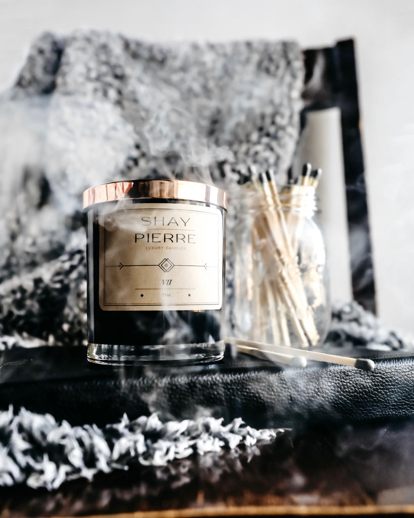VII, Luxury Collection Candle
