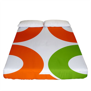 Lucky Fitted Sheet (Queen Size)