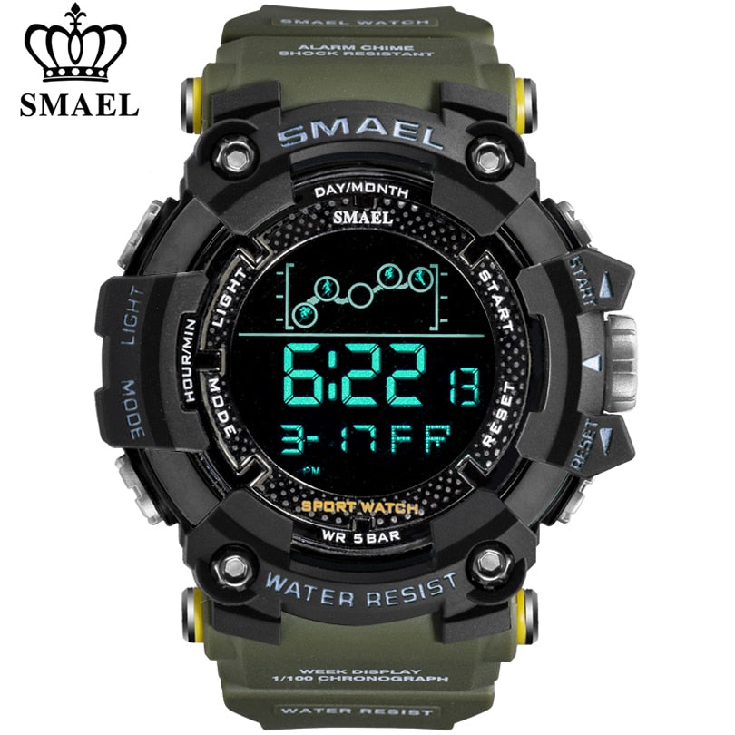SMAEL Men Watches