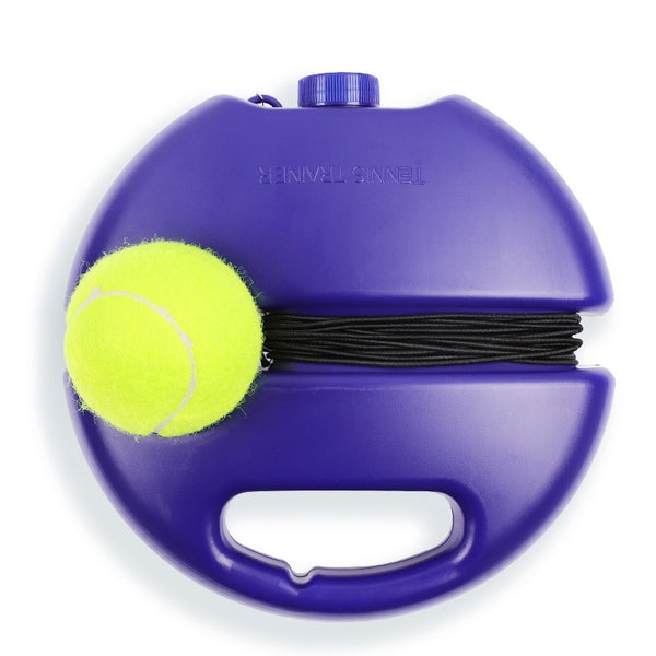 Heavy Duty Tennis Trainer Rope Ball Practice Self-Study Rebound Tennis Partner Sparring Devices Exercise Tennis Training Tool