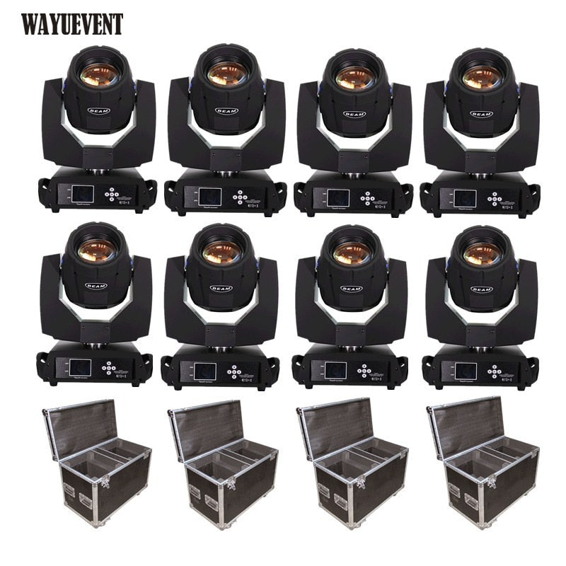 Sharpy lyre Beam 230W 7R Moving Head Light Touch Screen Beam 230 Beam 7R Stage Disco Lights
