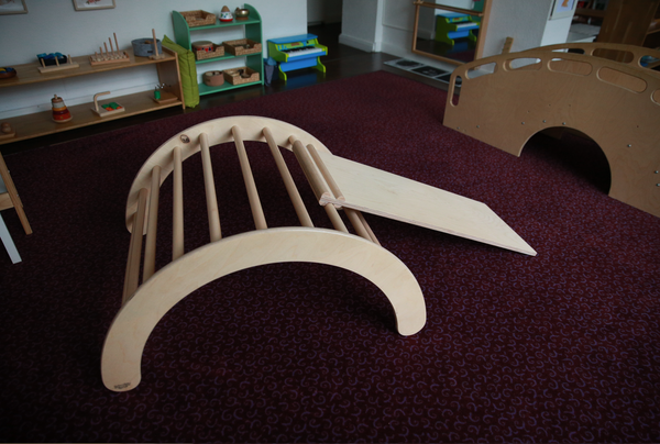 Montessori Climbing Bridge