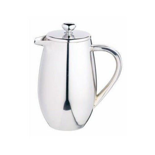 Le'Xpress Double Walled Stainless Steel Cafetiere