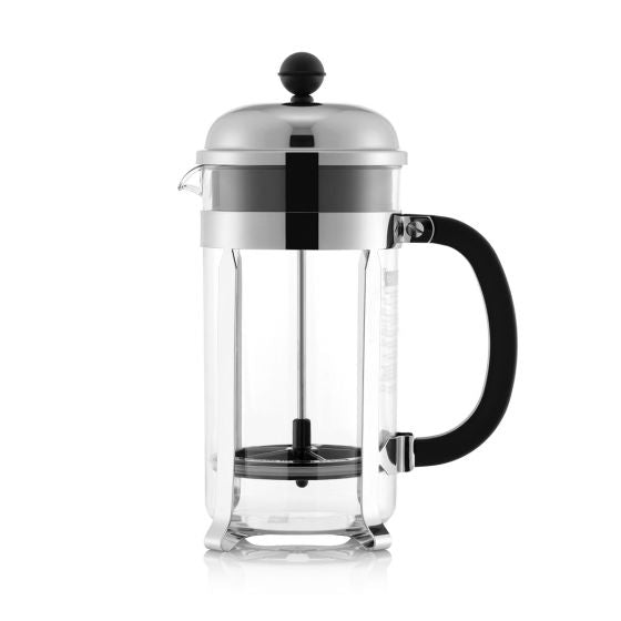 CHAMBORD French Press Coffee Maker (Stainless Steel)