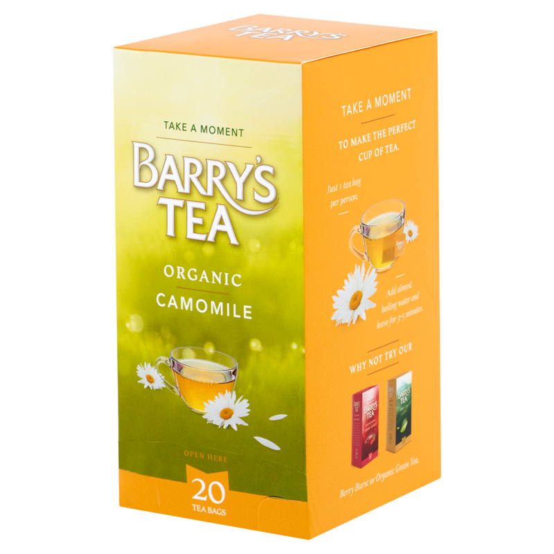 Barry's Tea Range
