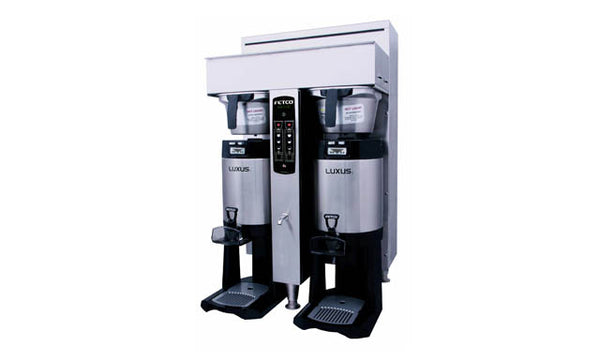 FetcoFilter Machine - Available in single or double