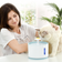 SimplyPure Pet Water Fountain