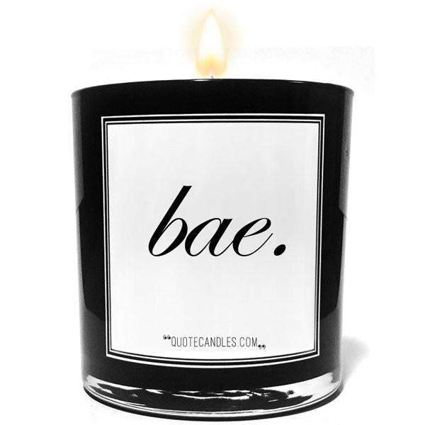 Bae Quote Candles-The Official Website of Jewelry Candles - Find Jewelry In Candles!