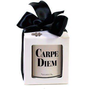 Carpe Diem | Quote Candles®-The Official Website of Jewelry Candles - Find Jewelry In Candles!