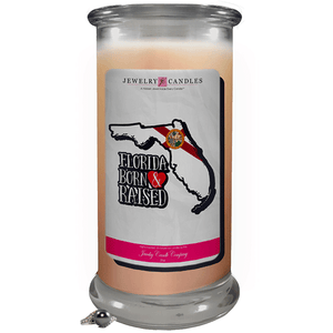 Florida | Born & Raised Candles-The Official Website of Jewelry Candles - Find Jewelry In Candles!