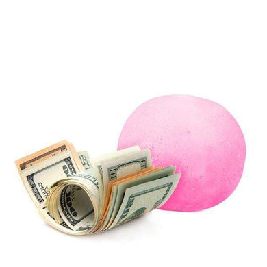 Love Letter | Single Cash Bath Bomb®-Cash Bath Bombs-The Official Website of Jewelry Candles - Find Jewelry In Candles!