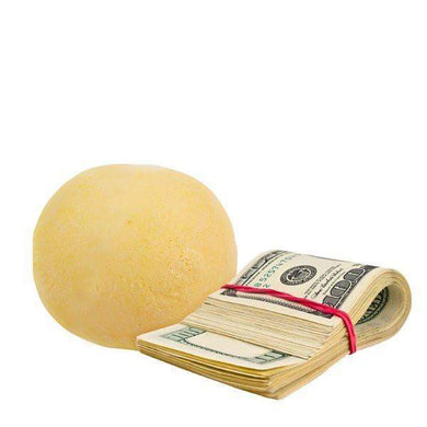 Pucker Up | Single Cash Bath Bomb®-Cash Bath Bombs-The Official Website of Jewelry Candles - Find Jewelry In Candles!