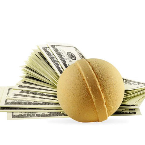 Single Cash Bath Bombs