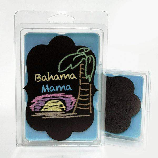 Bahama Mama Chalkboard Tarts-Tarts-The Official Website of Jewelry Candles - Find Jewelry In Candles!