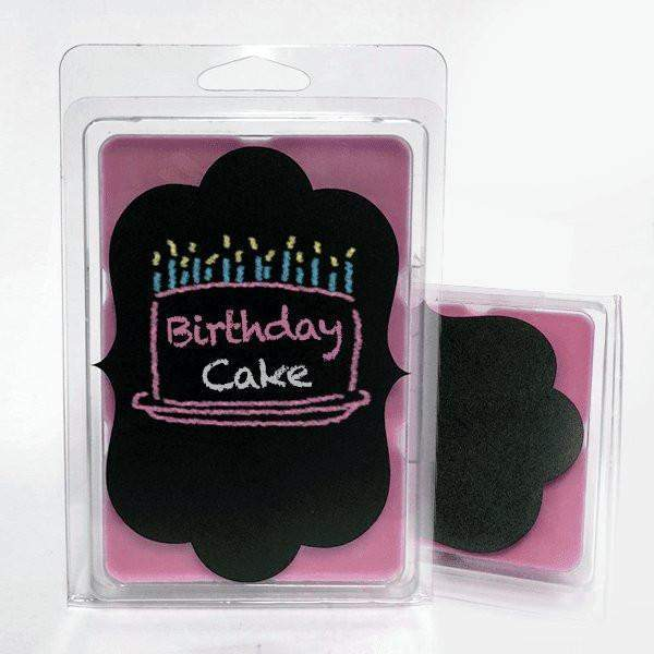 Birthday Cake Chalkboard Tarts-Tarts-The Official Website of Jewelry Candles - Find Jewelry In Candles!