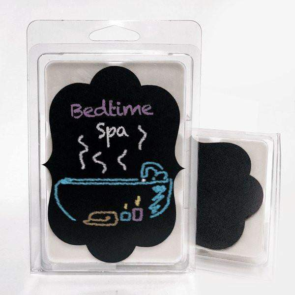 Bedtime Spa Chalkboard Tarts-Tarts-The Official Website of Jewelry Candles - Find Jewelry In Candles!