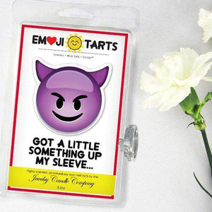 Got A Little Something Up My Sleeve Emoji Tarts-Tarts-The Official Website of Jewelry Candles - Find Jewelry In Candles!