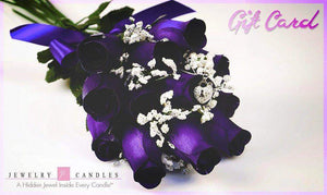 $50 Gift Card-Gift Card-The Official Website of Jewelry Candles - Find Jewelry In Candles!