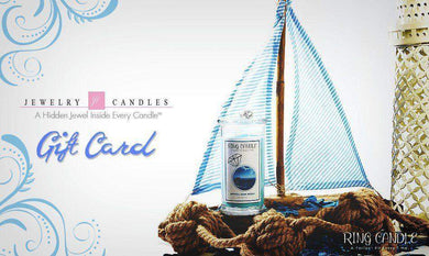 $40 Gift Card-Gift Card-The Official Website of Jewelry Candles - Find Jewelry In Candles!