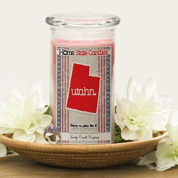 Home State Demonyms Jewelry Candles - Utahn-Home State Demonyms Jewelry Candles-The Official Website of Jewelry Candles - Find Jewelry In Candles!