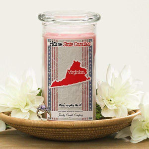 Home State Demonyms Jewelry Candles - Virginian-Home State Demonyms Jewelry Candles-The Official Website of Jewelry Candles - Find Jewelry In Candles!