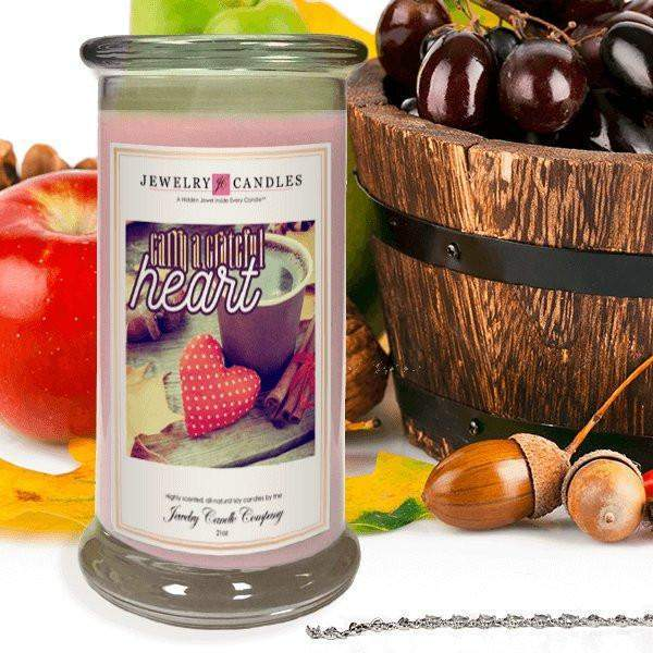 Carry a Grateful Heart Jewelry Greeting Cards Candles-Happy Birthday Mom! I love you! Jewelry Greeting Candle-The Official Website of Jewelry Candles - Find Jewelry In Candles!
