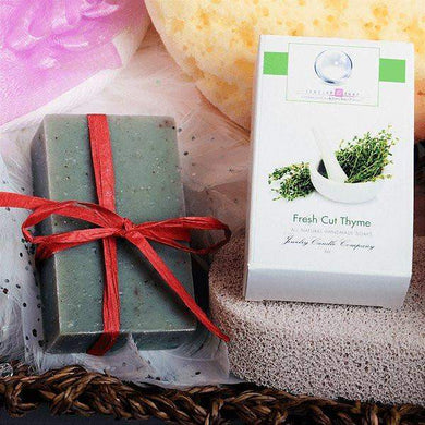 Fresh Cut Thyme Jewelry Soap (No Jewel)-Fresh Cut Thyme Jewelry Soap-The Official Website of Jewelry Candles - Find Jewelry In Candles!