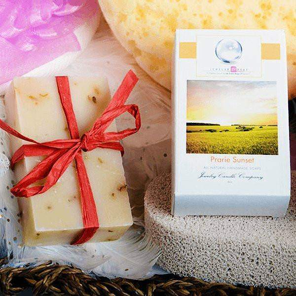 Prairie Sunset Jewelry Soap (No Jewel)-Prairie Sunset Jewelry Soap-The Official Website of Jewelry Candles - Find Jewelry In Candles!