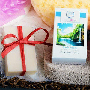 Purely Natural Jewelry Soap ( Unscented ) (No Jewel)-Purely Natural Jewelry Soap ( Unscented )-The Official Website of Jewelry Candles - Find Jewelry In Candles!