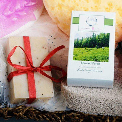 Spruce Forest Jewelry Soap (No Jewel)-Spruce Forest Jewelry Soap-The Official Website of Jewelry Candles - Find Jewelry In Candles!