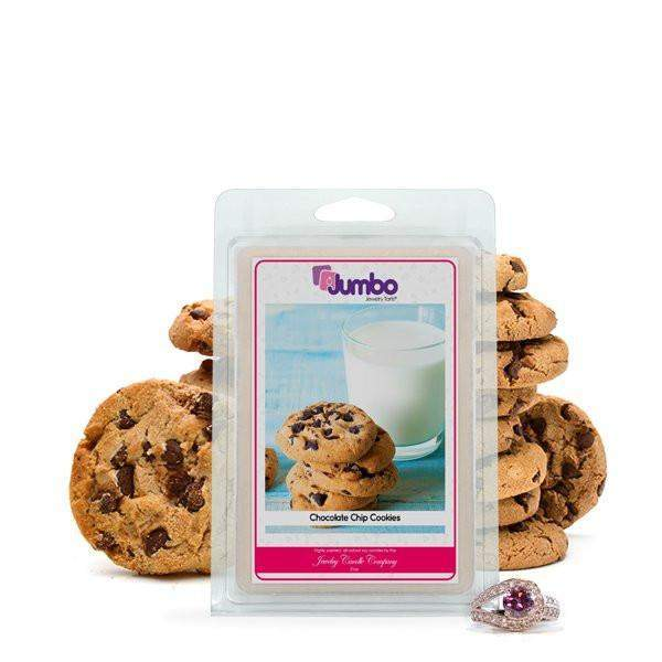 Chocolate Chip Cookies Jumbo Jewelry Tarts-Tarts-The Official Website of Jewelry Candles - Find Jewelry In Candles!