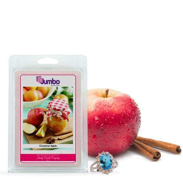 Cinnamon Apple Jumbo Jewelry Tarts-Tarts-The Official Website of Jewelry Candles - Find Jewelry In Candles!